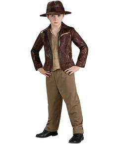 Costume d'Indiana Jones haut de gamme pour garçon