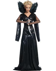 Costume de reine Ravenna dans Blanche-Neige et le Chasseur
