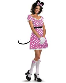 Costume de Minnie Mouse rose Sexy