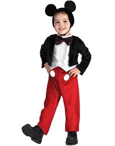 Costume de Mickey Mouse haut de gamme pour garçon
