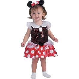 Costume de Minnie Mouse pour bébé
