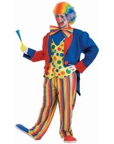 Déguisement de clown taille très grande