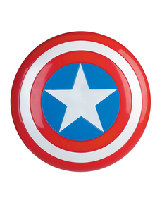 Bouclier Captain America brillant