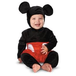 Costume de Mickey Mouse Prestige pour bébé