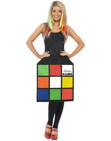 Déguisement du Rubik' Cube 3D