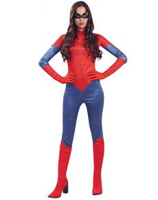 Déguisement de femme araignée