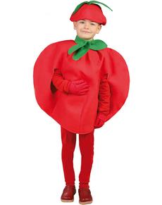 Déguisement de tomate pour enfant