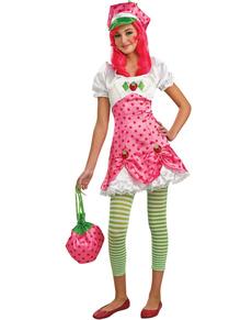 Déguisement de Charlotte aux fraises pour adolescente