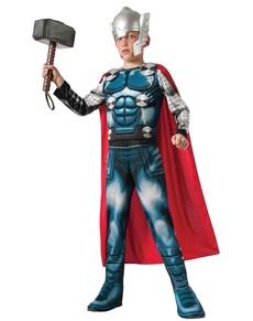 Costume Thor Avengers Rassemblement luxe pour enfant