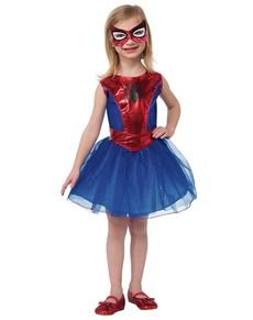 Costume Spidergirl tutu pour fille