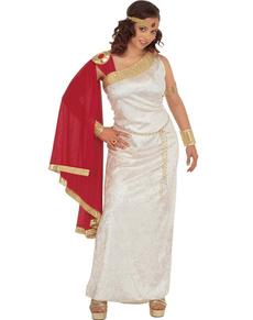 Déguisement romaine Lucia femme
