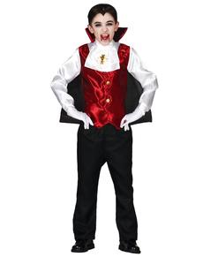 Déguisement petit Dracula garçon