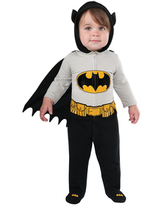 Costume Batman DC Comics bébé