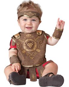 Déguisement gladiateur romain bébé