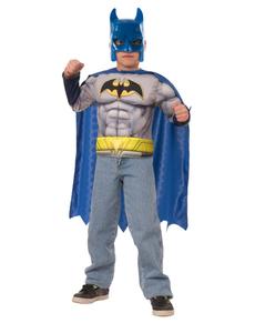 Kit costume Batman Classic enfant
