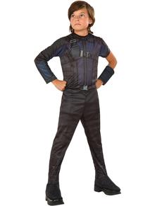 Costume Hawkeye Captain America Civil War garçon