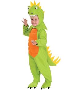 Costume de dinosaure bébé