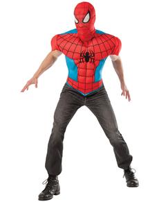 Kit Costume Spiderman deluxe homme