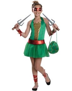 Costume Raphael Les Tortues Ninja adolescent