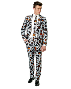 Costume Halloween Grey Icons Suitmeister