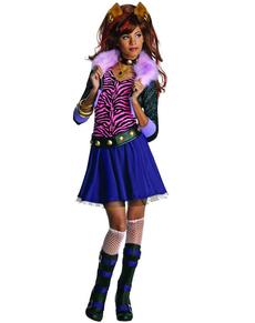 Costume de Clawdeen de Monster High