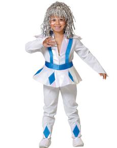 Costume de spationaute pour fille