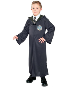 Costume de Harry Potter tunique Maison Serpentard garçon