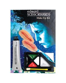 Maquillage Edward aux mains d'argent