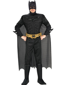 Costume Batman musclé The Dark Knight Rises